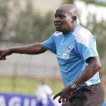 Bandari coach turns back to press after defeat