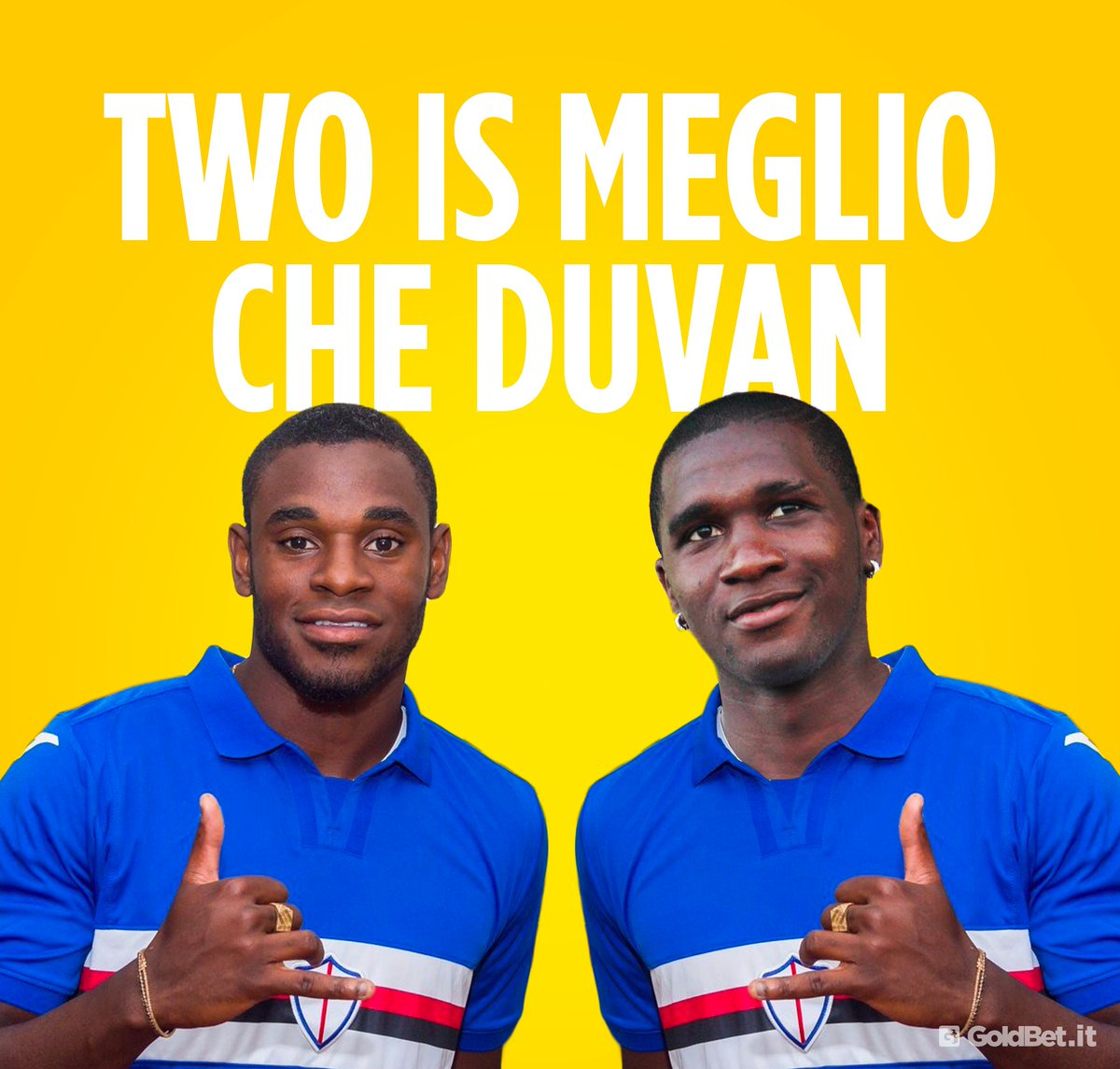 #SampdoriaMilan