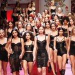 Dolce & Gabbana bring the love to Milan Fashion Week