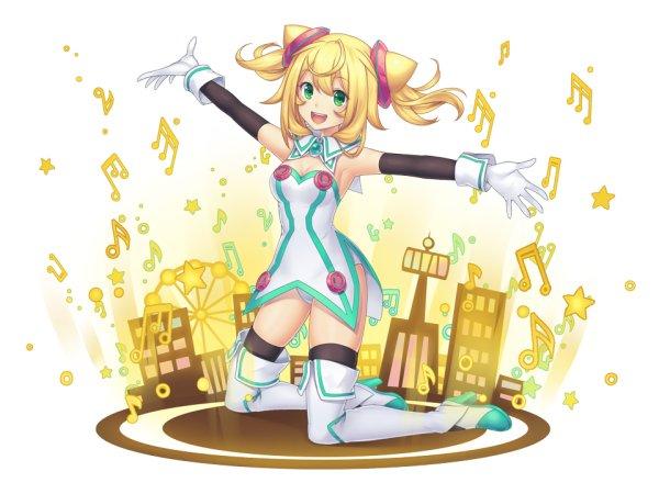 【ニュース】スマートフォン用RPG『モン娘☆は~れむ』が『ハッカドール』とコラボ。1号・2号・3号がゲーム内に登場