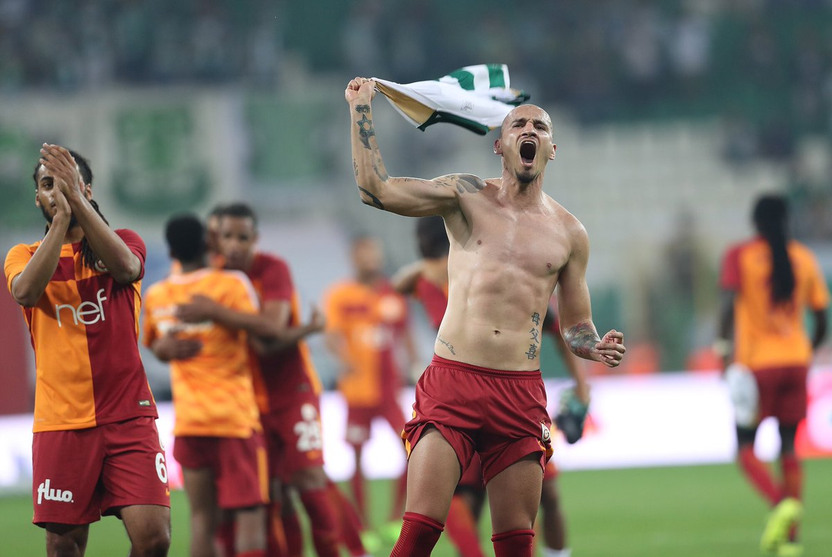 Monday syndrome? Not really.  Good day ahead for #Galatasaray fans!...