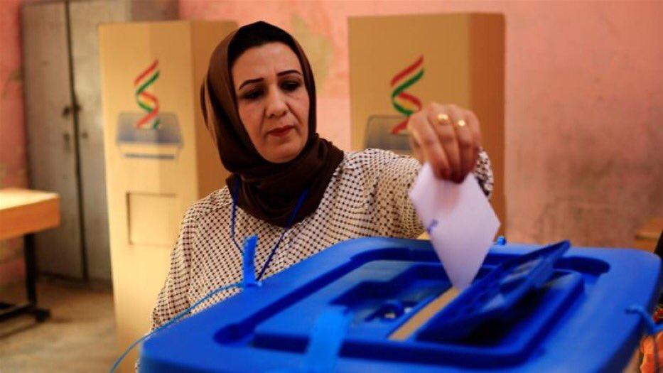 Iraqi Kurds vote in independence referendum amid international opposit...