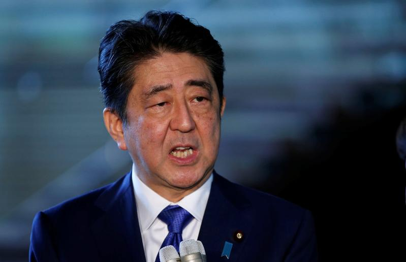Japan PM to dissolve parliament's lower house on Thursday https://t.co/gWauP8clJf https://t.co/EPU26HnAOC