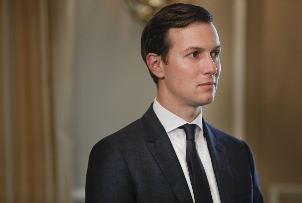 Trump's son-in-law Jared Kushner used personal email for White House business, says lawyer