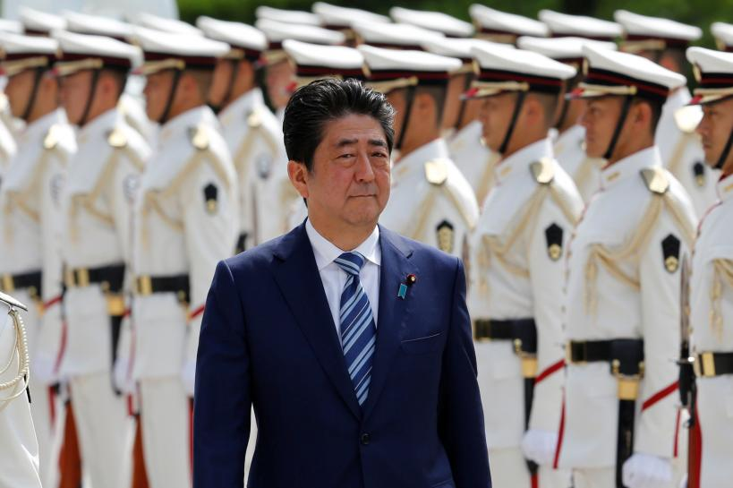 Japan PM Abe announces $17.8 billion economic stimulus package