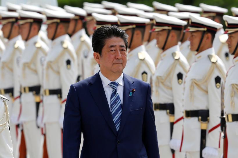 Japan PM Abe announces $17.8 billion economic stimulus package https://t.co/WfBivq1SFP https://t.co/MxXPbqY0vN