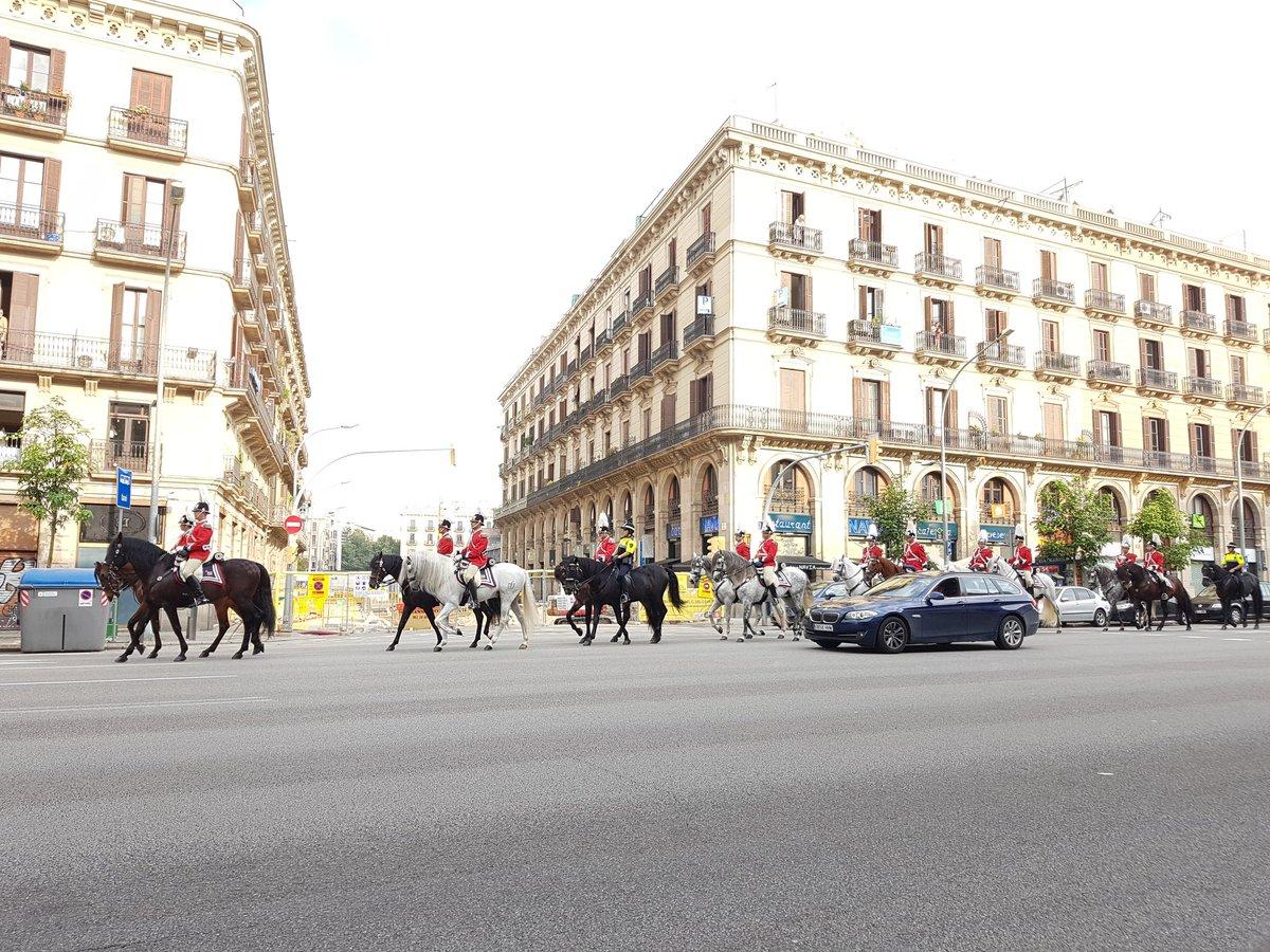 #ClaveCataluñaESP ya estamos desplegando por la calle el ejército catalan... https://t.co/4bAqAgo2Kq
