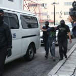 Four including a Filipino charged with being members of Abu Sayyaf terror group