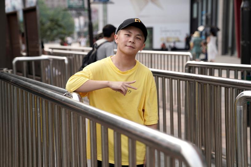 Rap and the Party: China taps youth culture to hook millennial cadres https://t.co/ZNR87kzIkk https://t.co/Mljeepm0kM