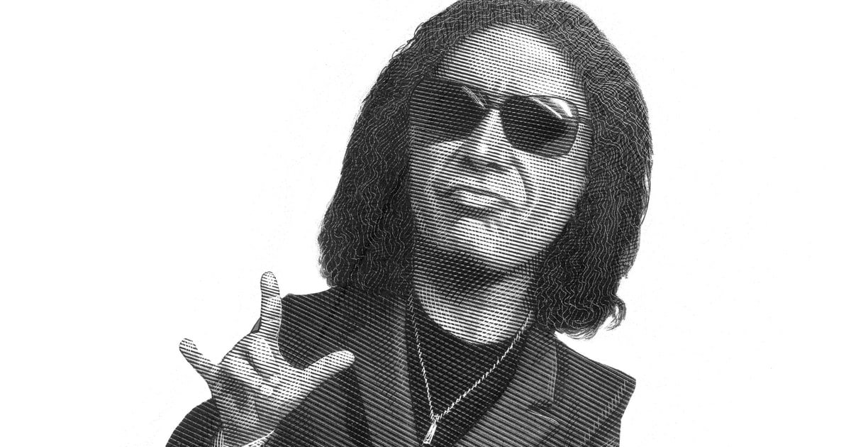 Gene Simmons discusses the death of rock and roll, settling down at age 60, Trump and more https://t.co/19YWqacXXf https://t.co/LItI8lGa0k