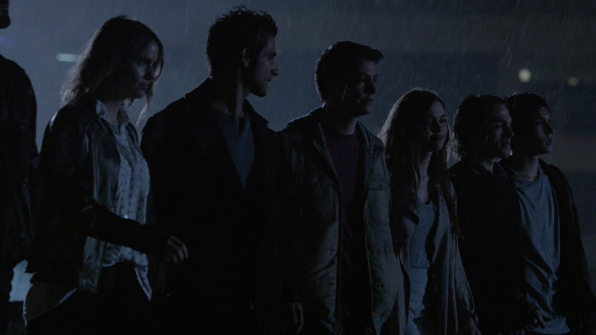 We all experienced way too many emotions during last night's series finale of #TeenWolf