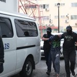 Four including a Filipino charged in Malaysia with being members of Abu Sayyaf terror group
