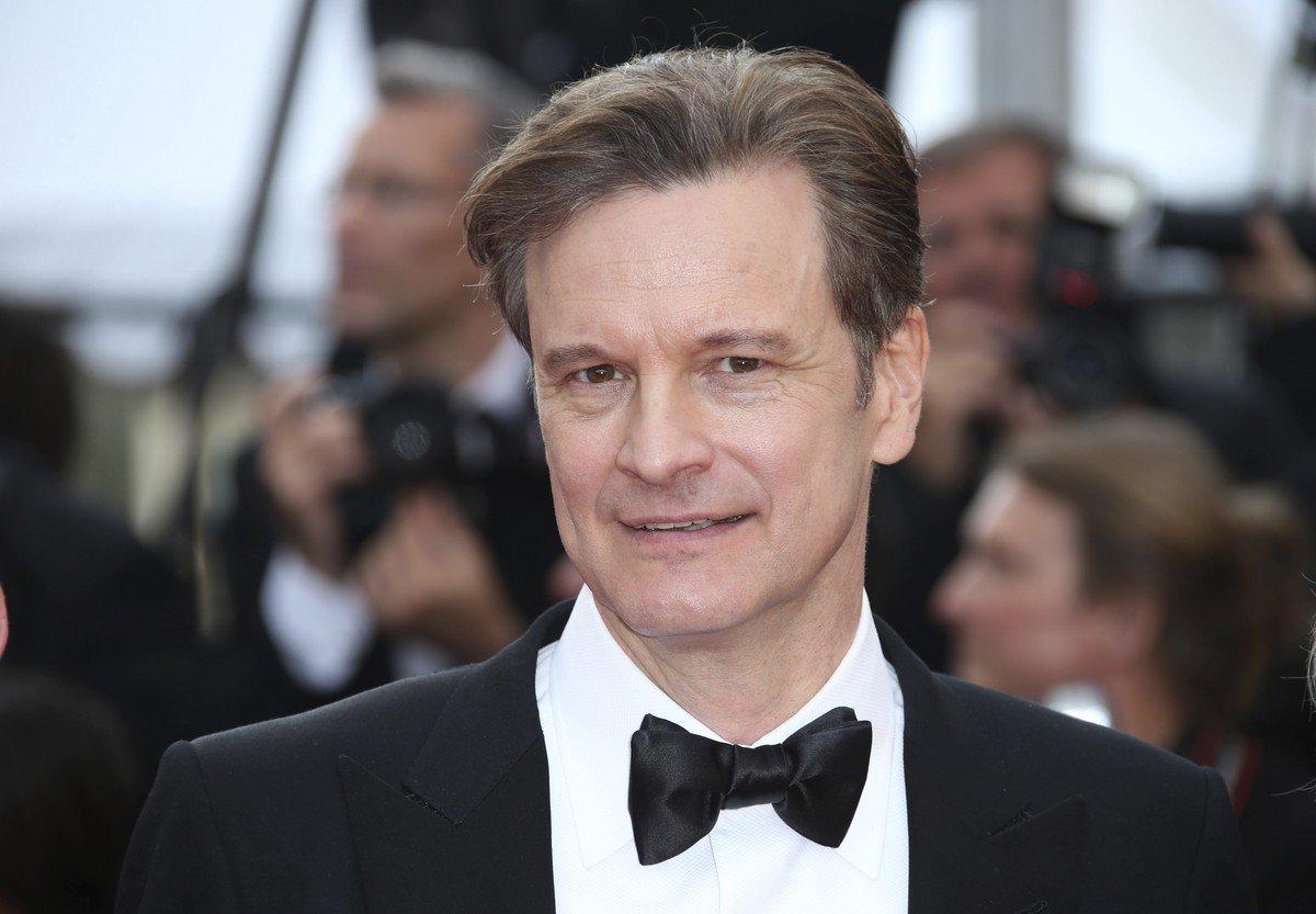 Colin Firth. Foto do site da O Buxixo que mostra Ator britânico Colin Firth recebe cidadania italiana após votação do Brexit