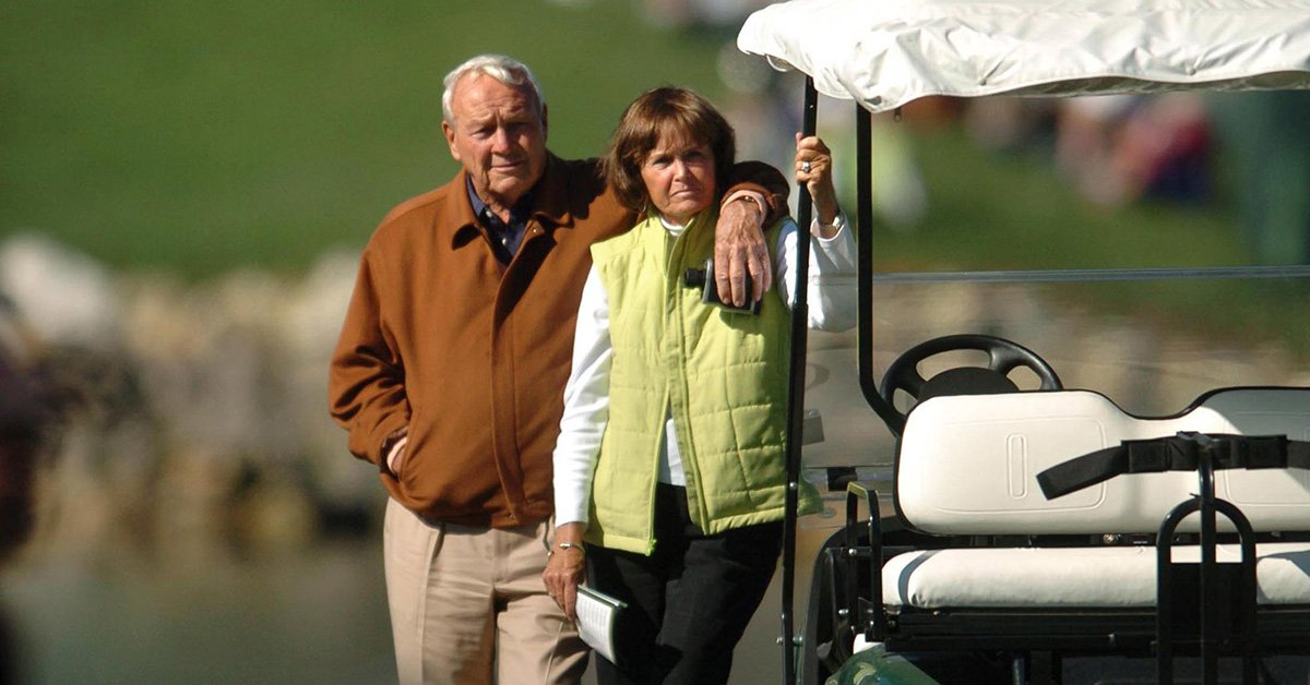 A year after Arnold Palmer's passing, Kit Palmer maintains loving memo...