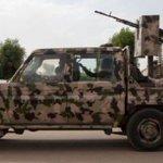 Boko Haram displaced protest poor conditions in Nigeria camp
