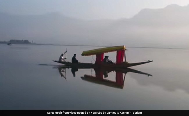 Kashmir is the warmest place on earth, says this ad. Over 2 million views