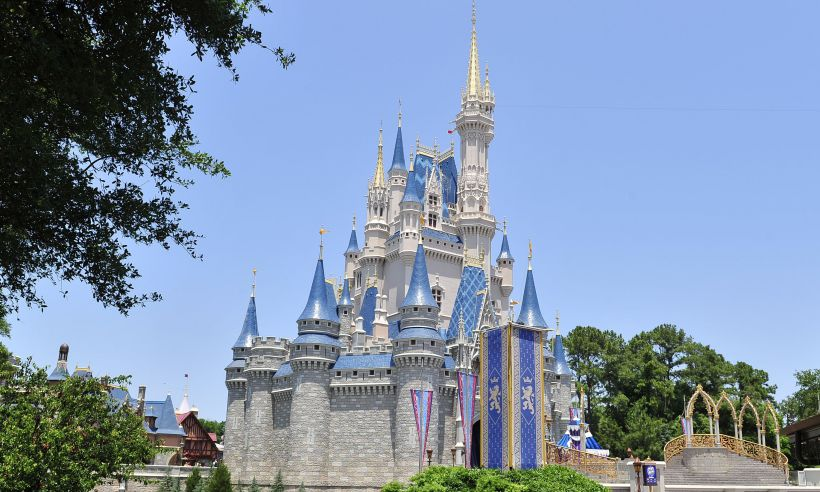 Find out how you can win a stay in Disney's Cinderella Castle!