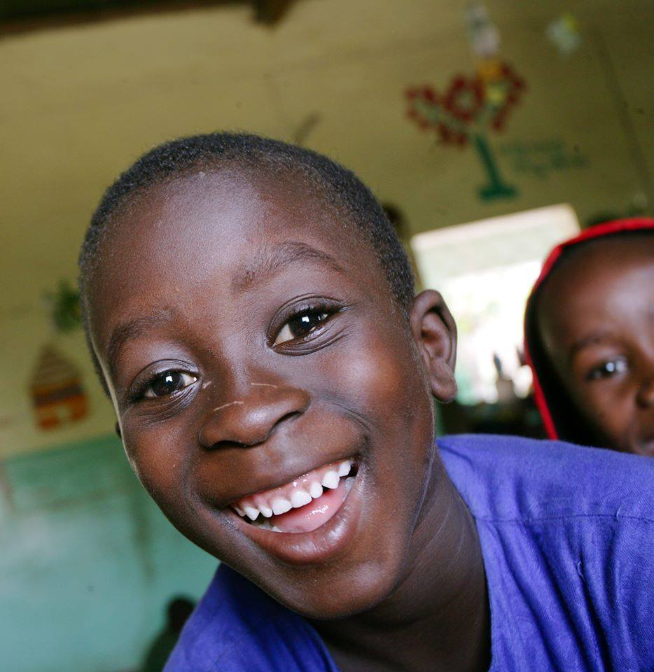 Let this smile from @unicefsenegal power you through the week ��  #MondayMotivation https://t.co/0SCqrKnwIT