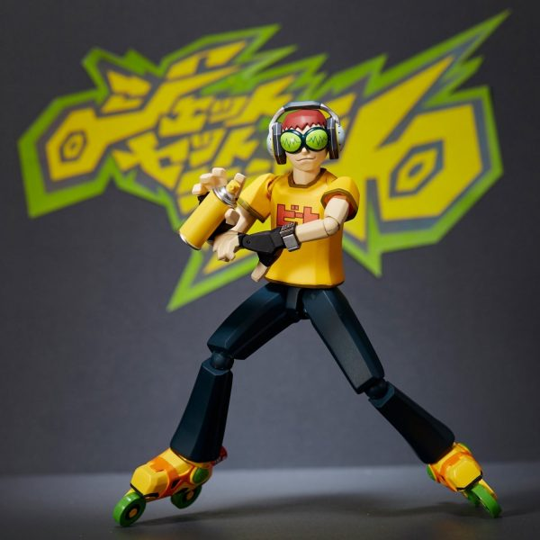 Indulge your Jet Set Radio nostalgia with a limited edition Beat figurine https://t.co/Ad2DySWOmN https://t.co/3qML50INEH