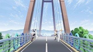 聖地巡礼記録WORKING⑤虹の橋