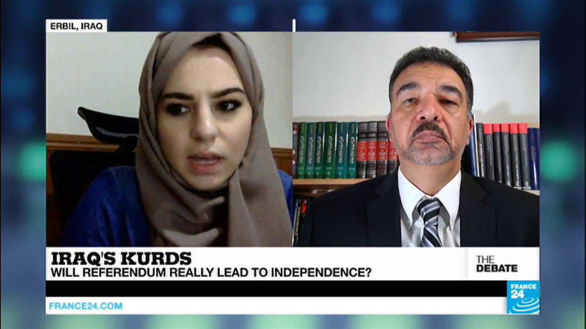 ?? Kurdish Blogger: We want no part in corrupt Iraq!
