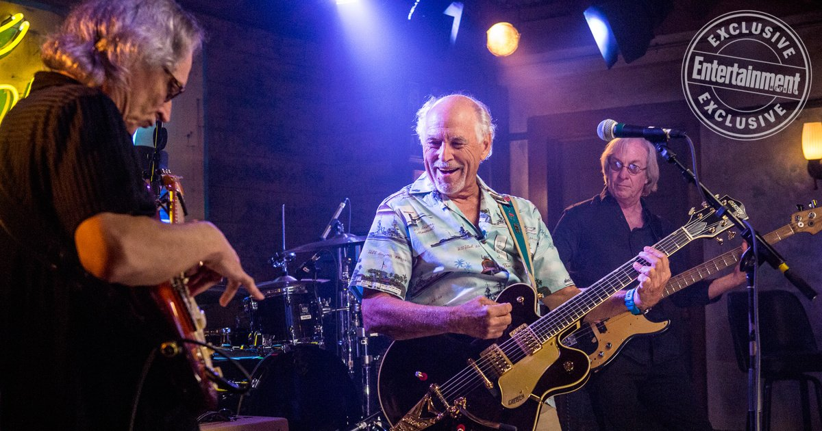Exclusive: @NCISNewOrleans to feature Jimmy Buffett performance: