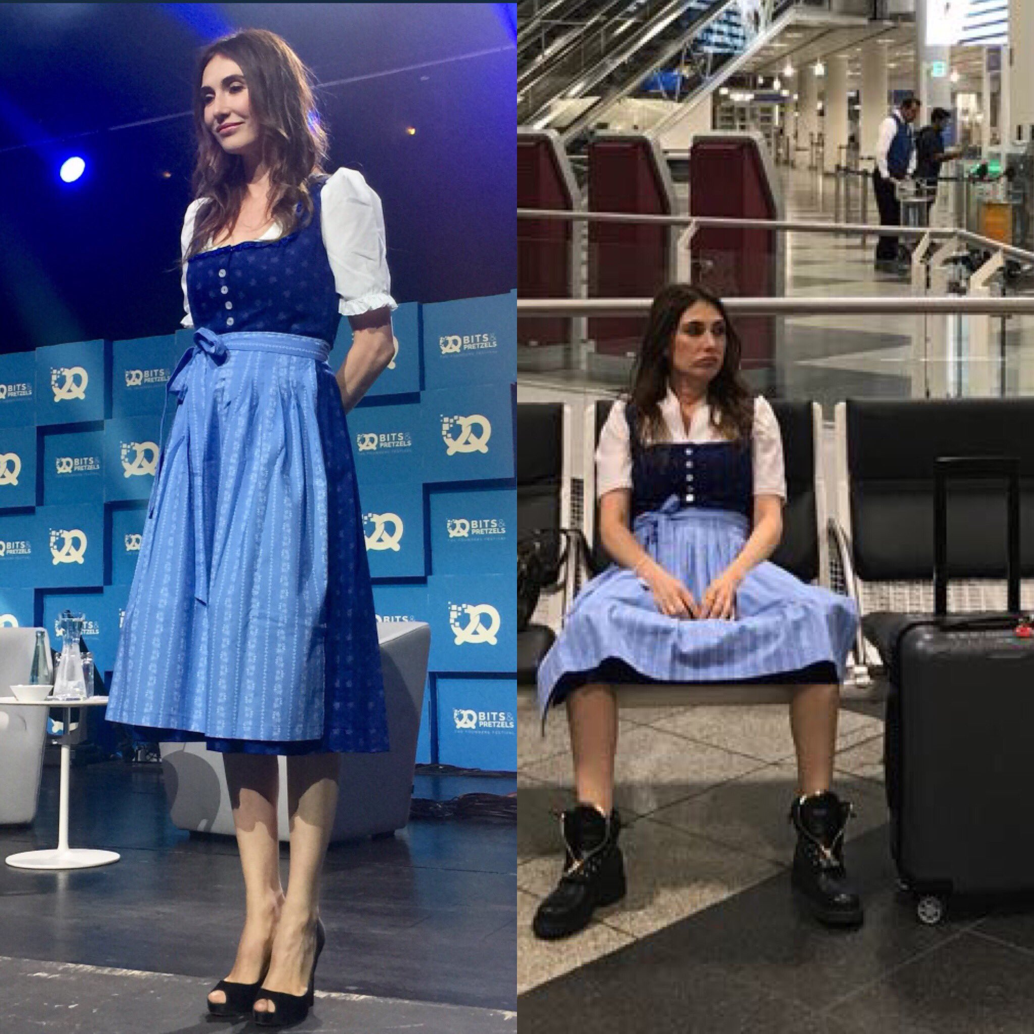 Before and after. #oktoberfest2017 #bits17 https://t.co/OvpmlDOeD0