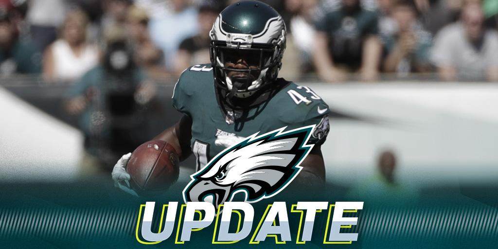 Darren Sproles will miss the remainder of the 2017 season: https://t.co/MMQw9jGYhh (via @RapSheet) https://t.co/G5TYTTcSd6