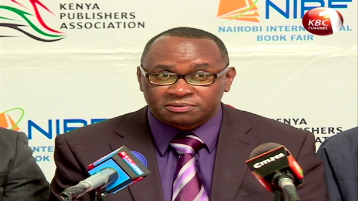 Kenya Publishers want more funds availed for purchase of books