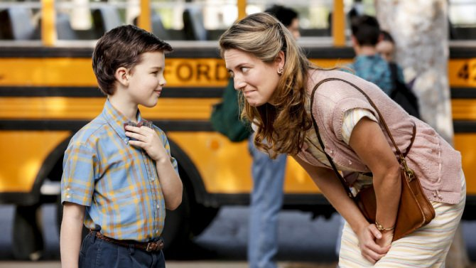 TV REVIEW: YoungSheldon on CBS