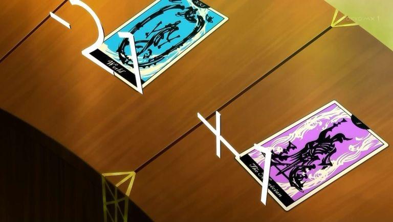 賭ケグルイにでてきたタロットカードのデザインが牙狼シリーズの雨宮慶太だった