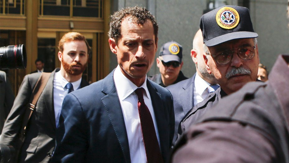Anthony Weiner has been sentenced to 21 months in prison for sexting with a 15-year-old girl