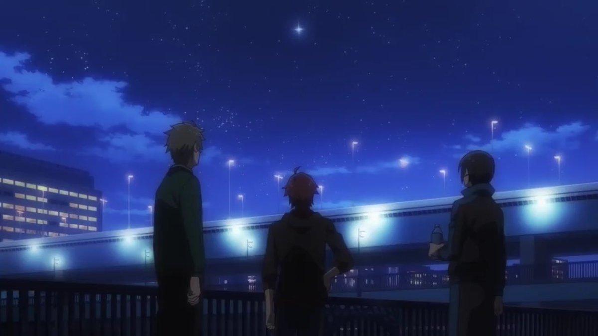 見つけました!アニメPVより『THE IDOLM SideM 』セリフ推定『桜庭、翼と俺でDRAMATIC STARSだ