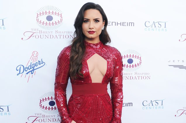 Congrats to @ddlovato, named @glblctzn ambassador! Get the details on @billboard: https://t.co/CrNwrKjnX0 https://t.co/2xtGkrEiXy