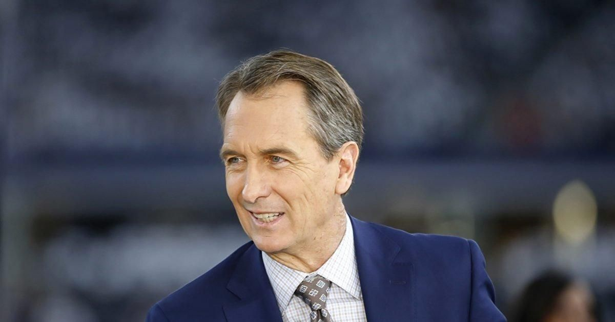 SEE IT: NBC broadcaster Cris Collinsworth wants to see Donald Trump apologize to NFL players https://t.co/chYjJ4SADz https://t.co/rmFSxUzHgs