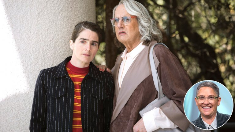 Blowing up the binary: How @Transparent_TV season 4 is personal for creator @JillSoloway