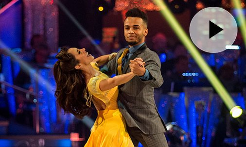 JB Gill and his wife Chloe are Team Aston! Watch their Strictly video: