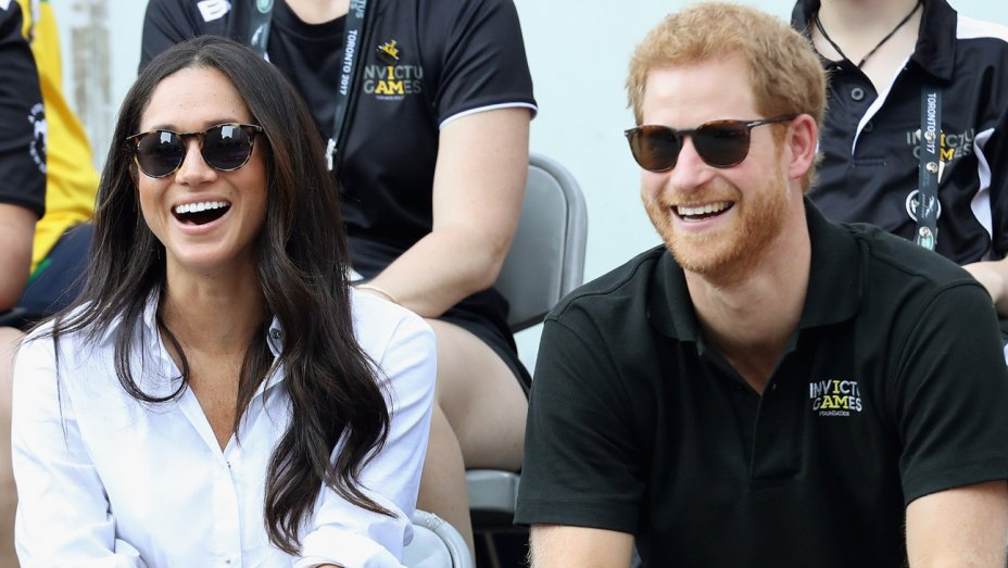 RT @pretareporter: Prince Harry, Meghan Markle make first official appearance together: