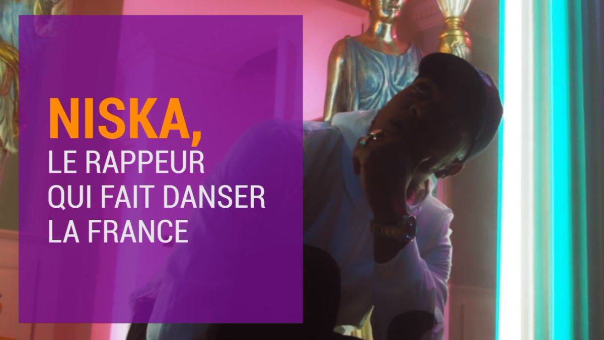 Qui est Niska, le rappeur qui fait danser la France ?