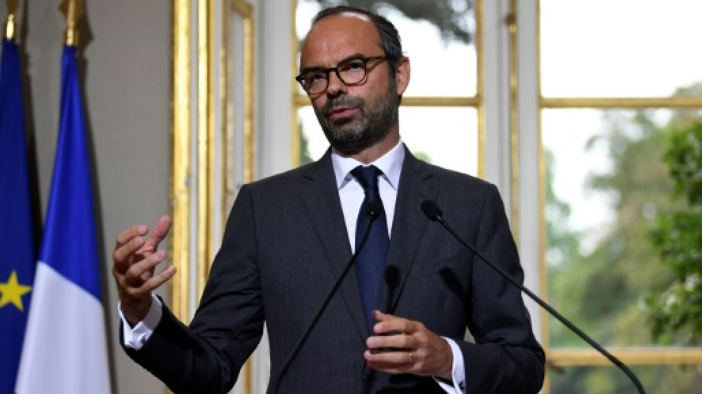 France launches 57-bn euro investment fund