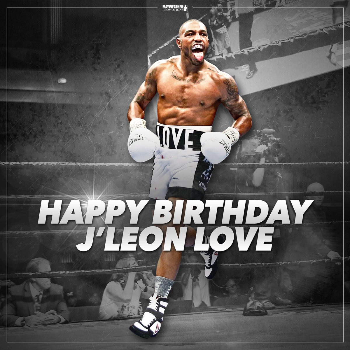 test Twitter Media - Happy Bday champ! Let's wish @JLeonLove a very Happy 30th Birthday today! Follow him & show him some love! 🎂🎉 https://t.co/MDtI6hXNsq