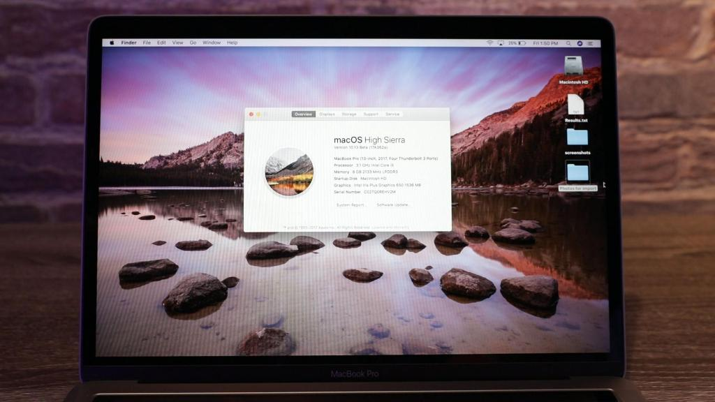 MacOS High Sierra is available NOW! Here's what you need to know before you update: https://t.co/9QK7AKyxxC https://t.co/Yh1WPNGV0u