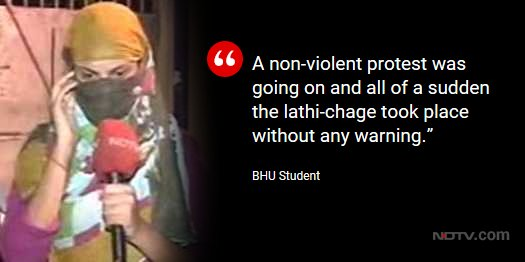 #TheBuckStopsHere | BHU student on violence in the University https://t.co/hvnypSG9BA