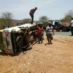 Three killed, 11 injured in Kitui-Machakos highway crash