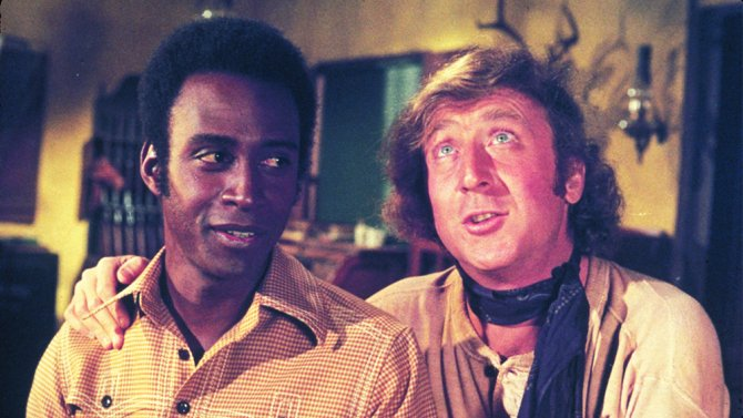 ".@MelBrooks: ""Blazing Saddles"" wouldn't be made in today's PC culture"