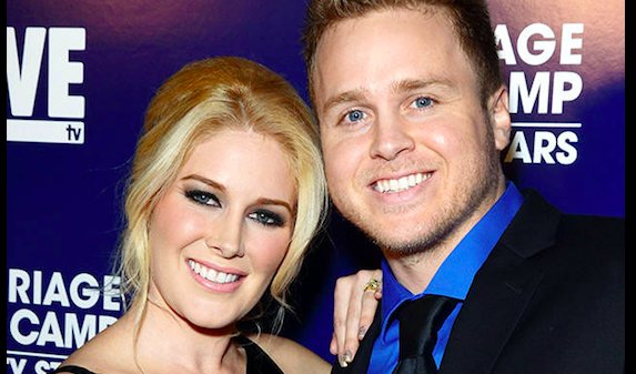 "As her pregnancy draws to a close, Heidi Montag gets emotional about her ""miracle"" baby:"