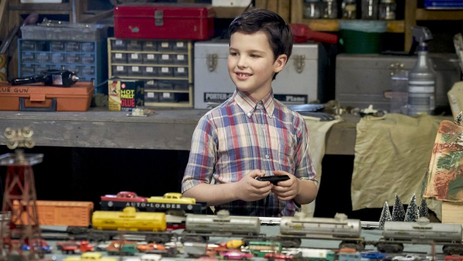 .@YoungSheldon: TV Review