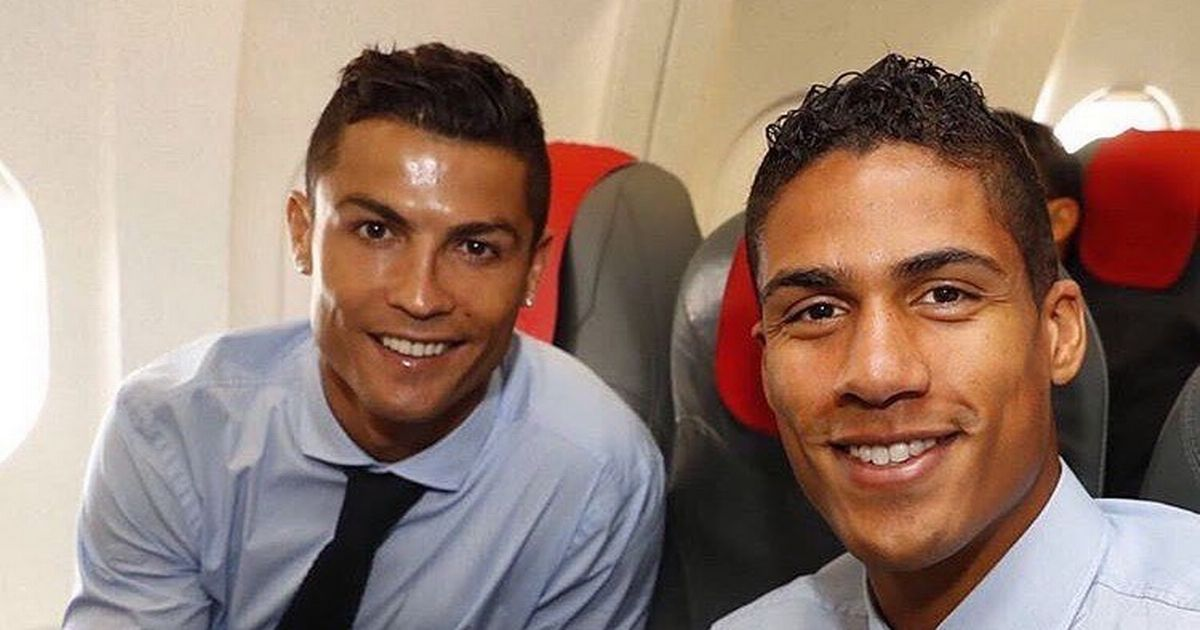 Cristiano Ronaldo and Real Madrid stars fly out to Dortmund ahead of Champions League clash