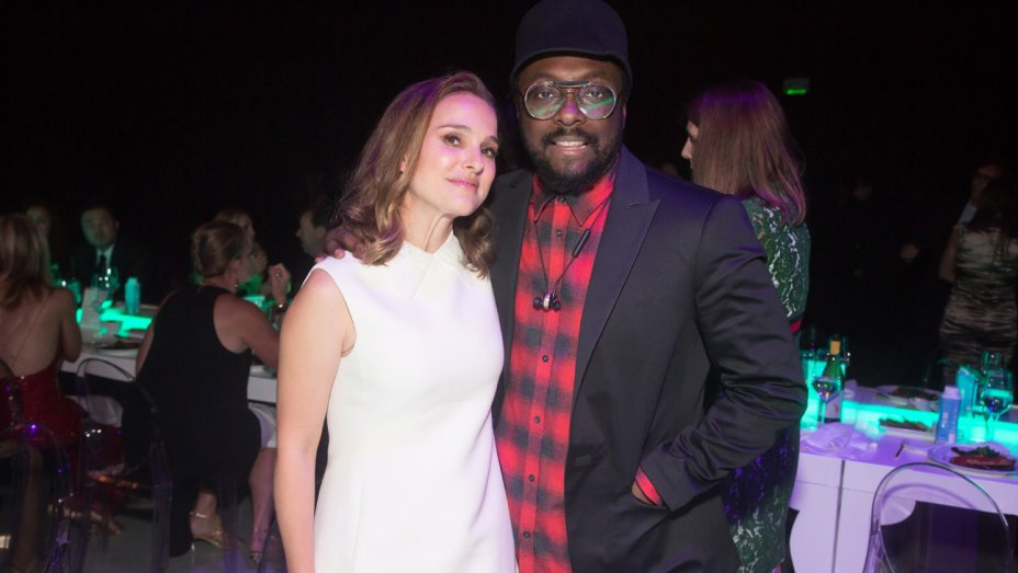 Natalie Portman, Russell Simmons (@UncleRUSH) and Michael Bloomberg honored at