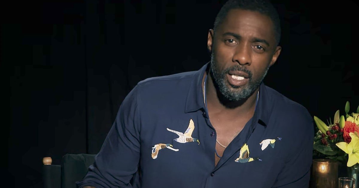 Watch Idris Elba's dramatic reading of sexy fan fiction about himself https://t.co/LZEEs3GF2e https://t.co/qz9xpYBIgr